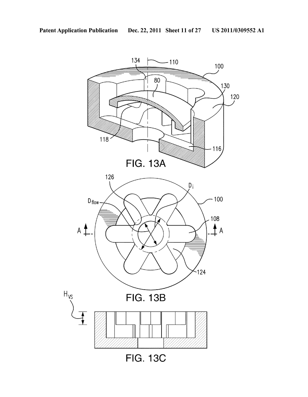 Method of Making a Membrane for Use with a Flow Control System for a     Micropump - diagram, schematic, and image 12