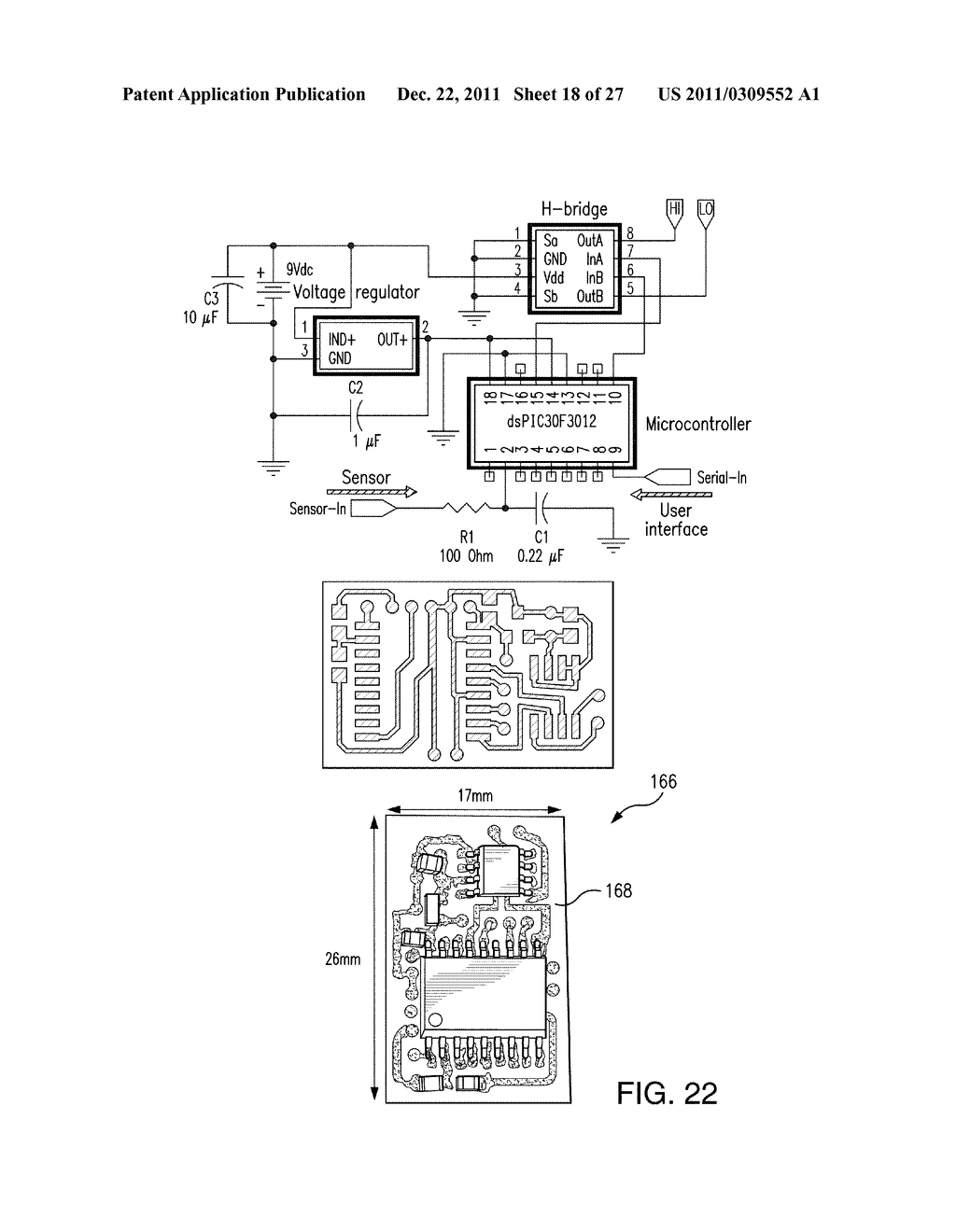 Method of Making a Membrane for Use with a Flow Control System for a     Micropump - diagram, schematic, and image 19
