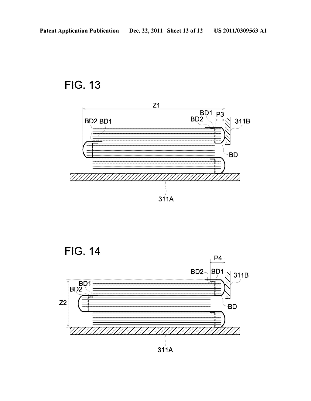 POST FINISHING DEVICE AND IMAGE FORMING SYSTEM USING THE SAME - diagram, schematic, and image 13