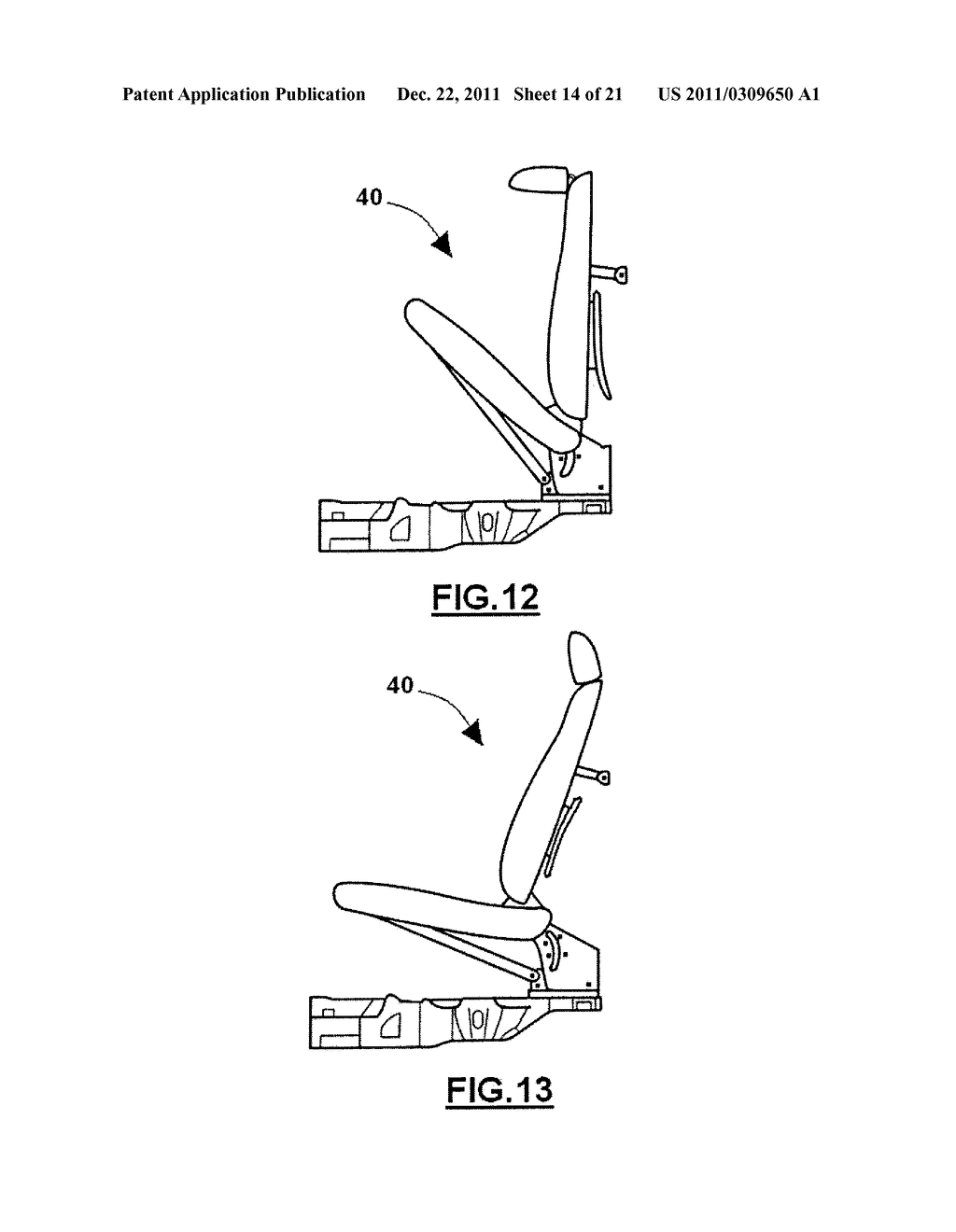 COLLAPSIBLE SEAT - diagram, schematic, and image 15
