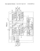 Power converting device with reduced switching loss diagram and image