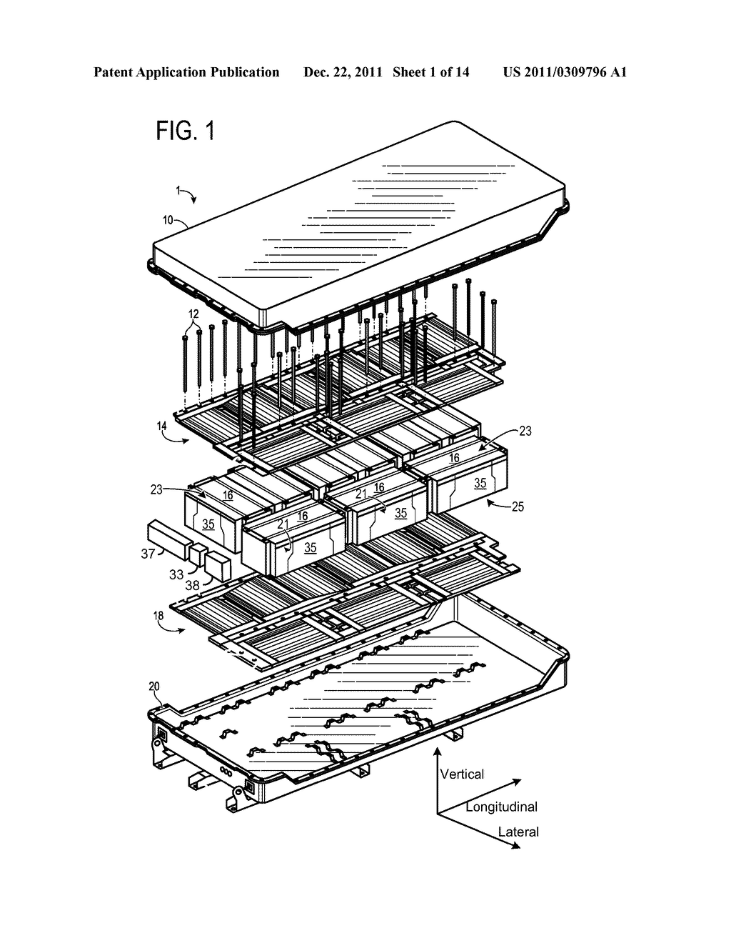 System and Method for Managing Charge Within a Battery Pack - diagram, schematic, and image 02