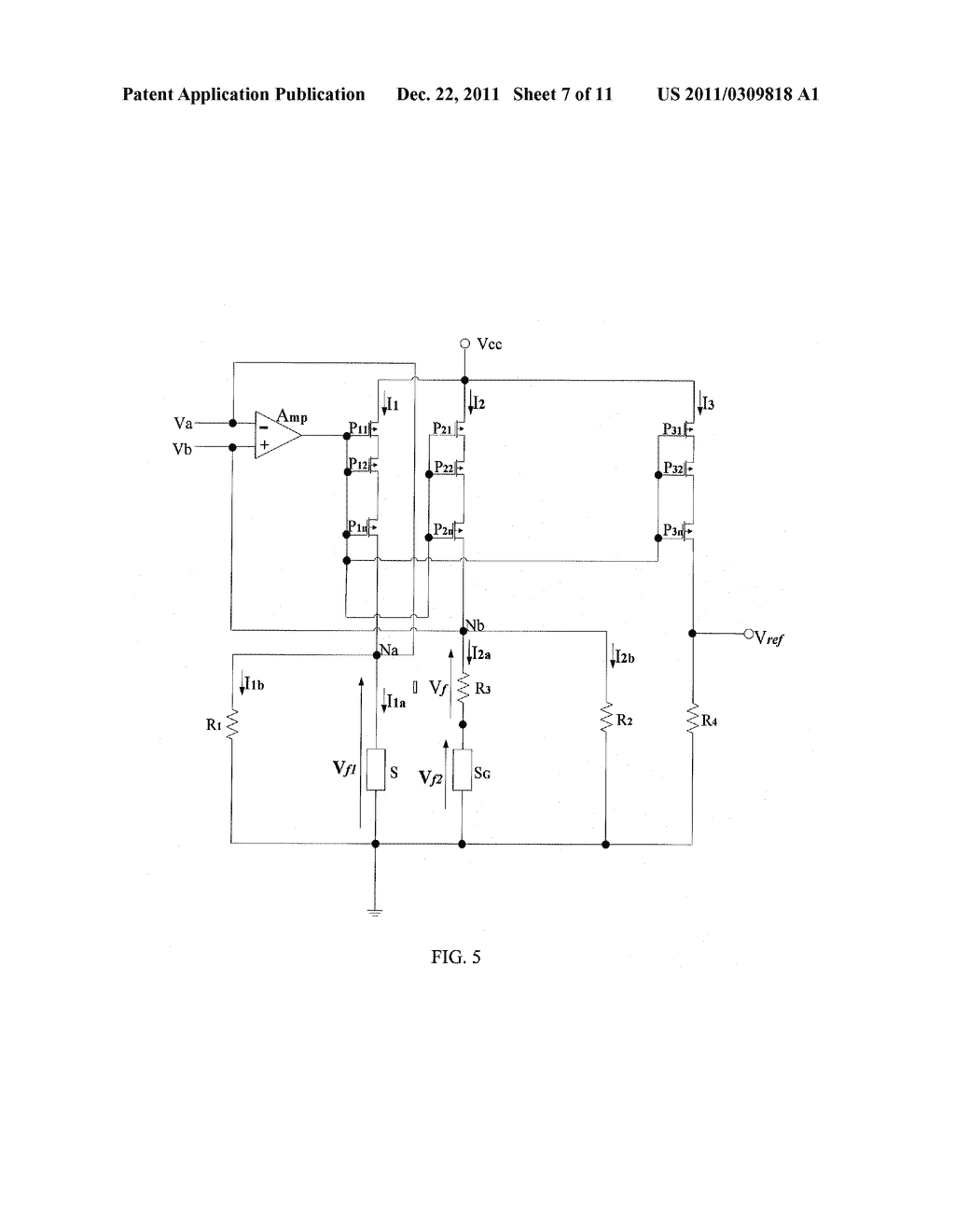 Low Voltage Source Bandgap Reference Circuit And Integrated Diagram Schematic Image 08