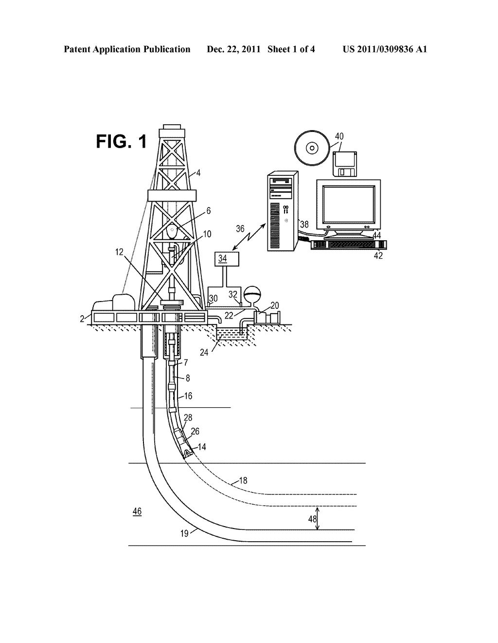 Method and Apparatus for Detecting Deep Conductive Pipe - diagram, schematic, and image 02