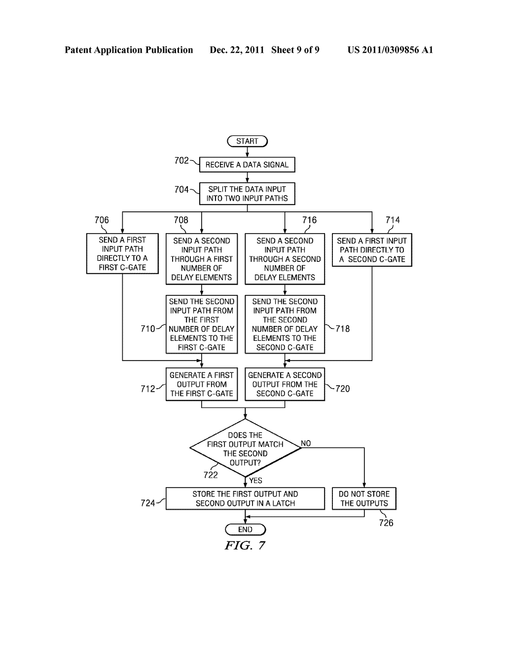 METHOD AND APPARATUS FOR REDUCING RADIATION AND CROSS-TALK INDUCED DATA     ERRORS - diagram, schematic, and image 10