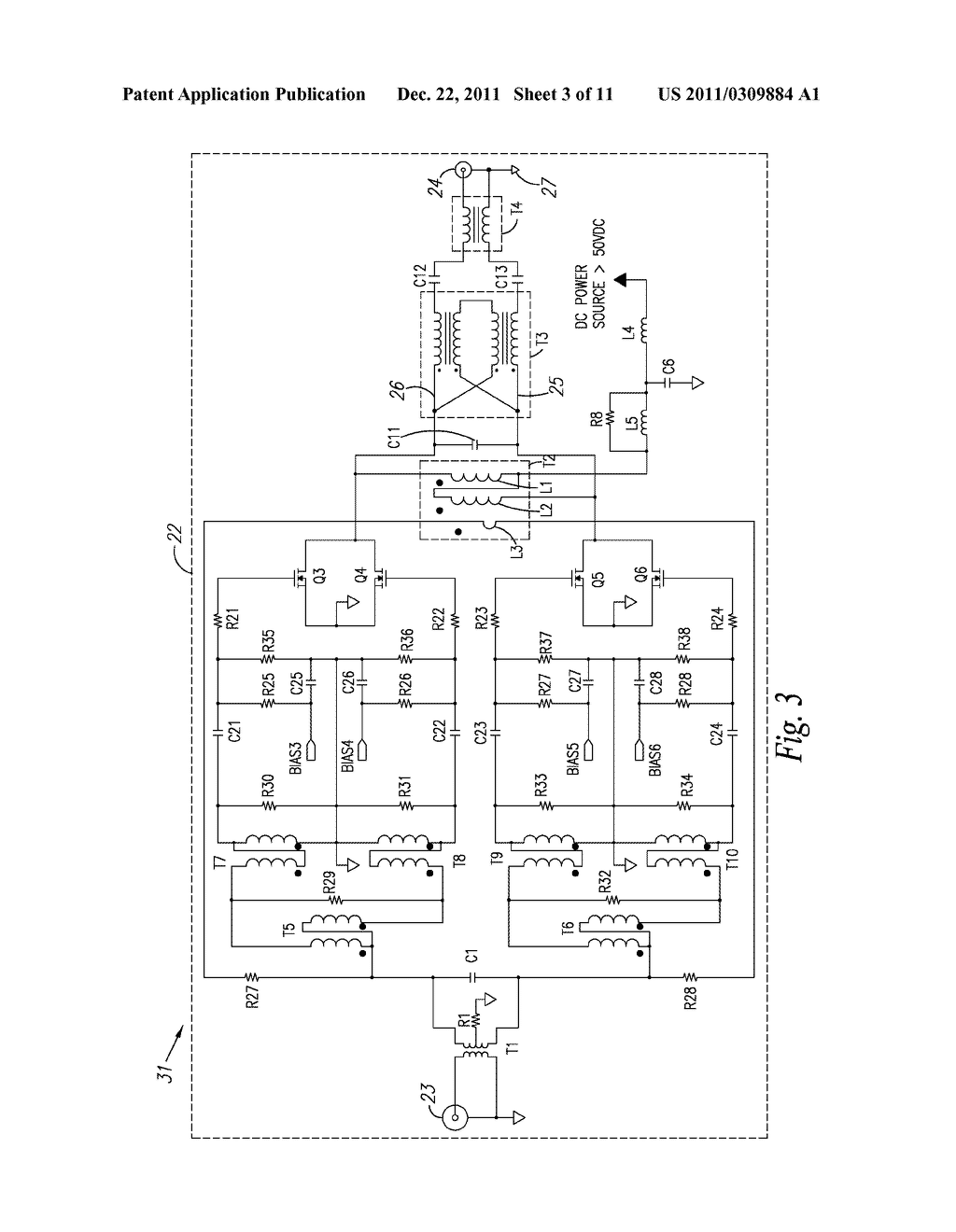 Solid State Rf Power Amplifier For Radio Transmitters Diagram Circuit Diagrams Also See And Transmitter Schematic Image 04