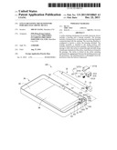 STYLUS RETAINING MECHANISM FOR PORTABLE ELECTRONIC DEVICE diagram and image