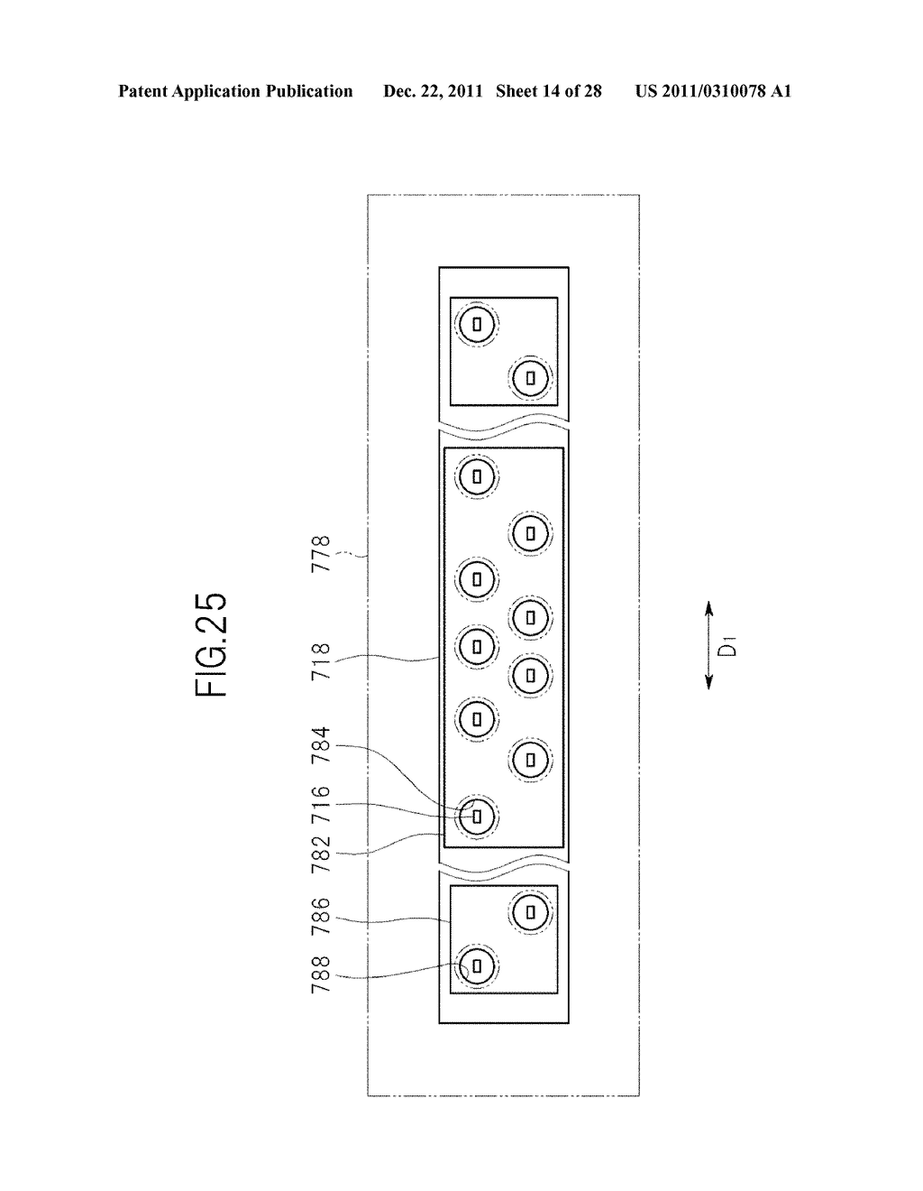 LIQUID CRYSTAL DISPLAY DEVICE AND TELEVISION SET - diagram, schematic, and image 15