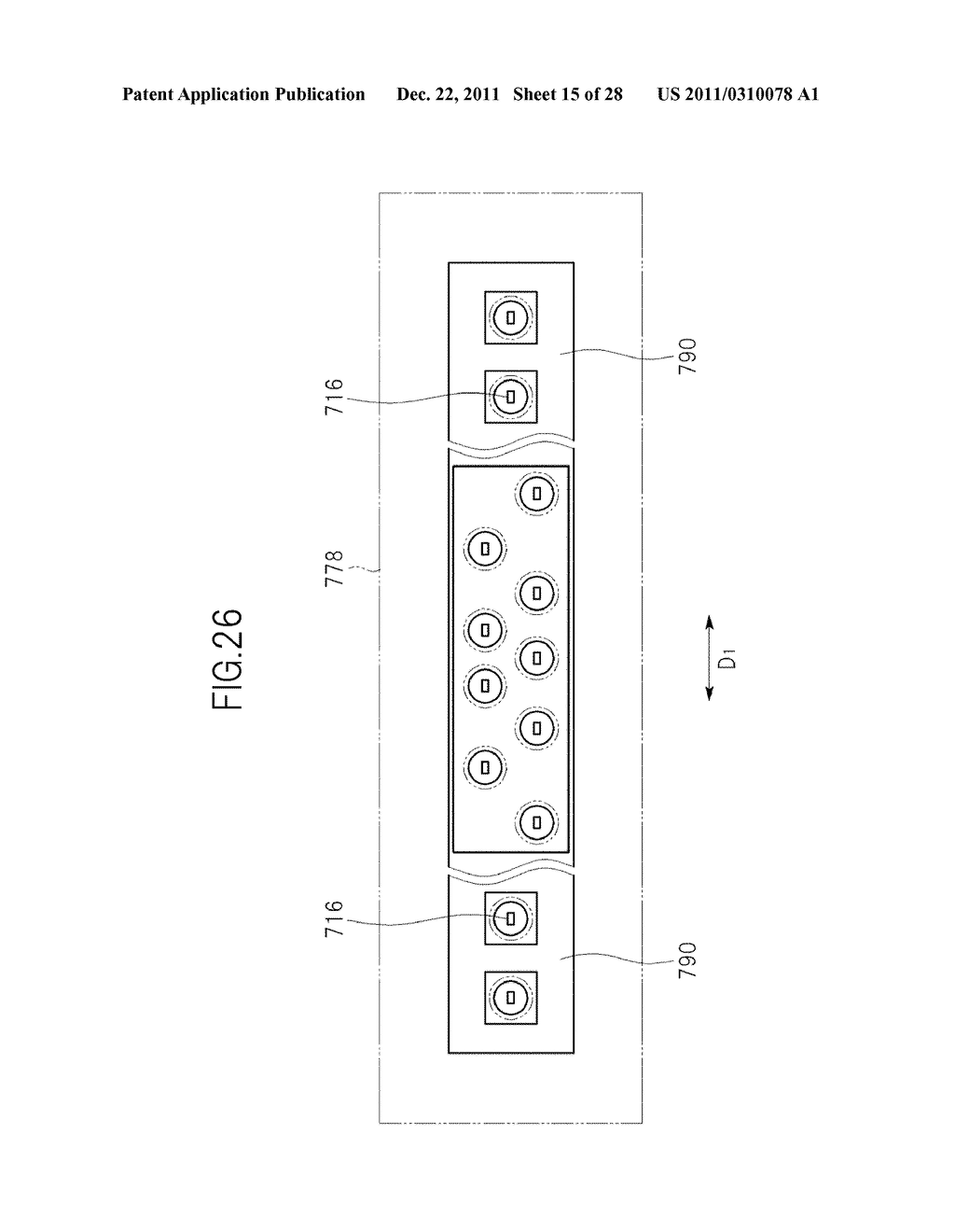 LIQUID CRYSTAL DISPLAY DEVICE AND TELEVISION SET - diagram, schematic, and image 16