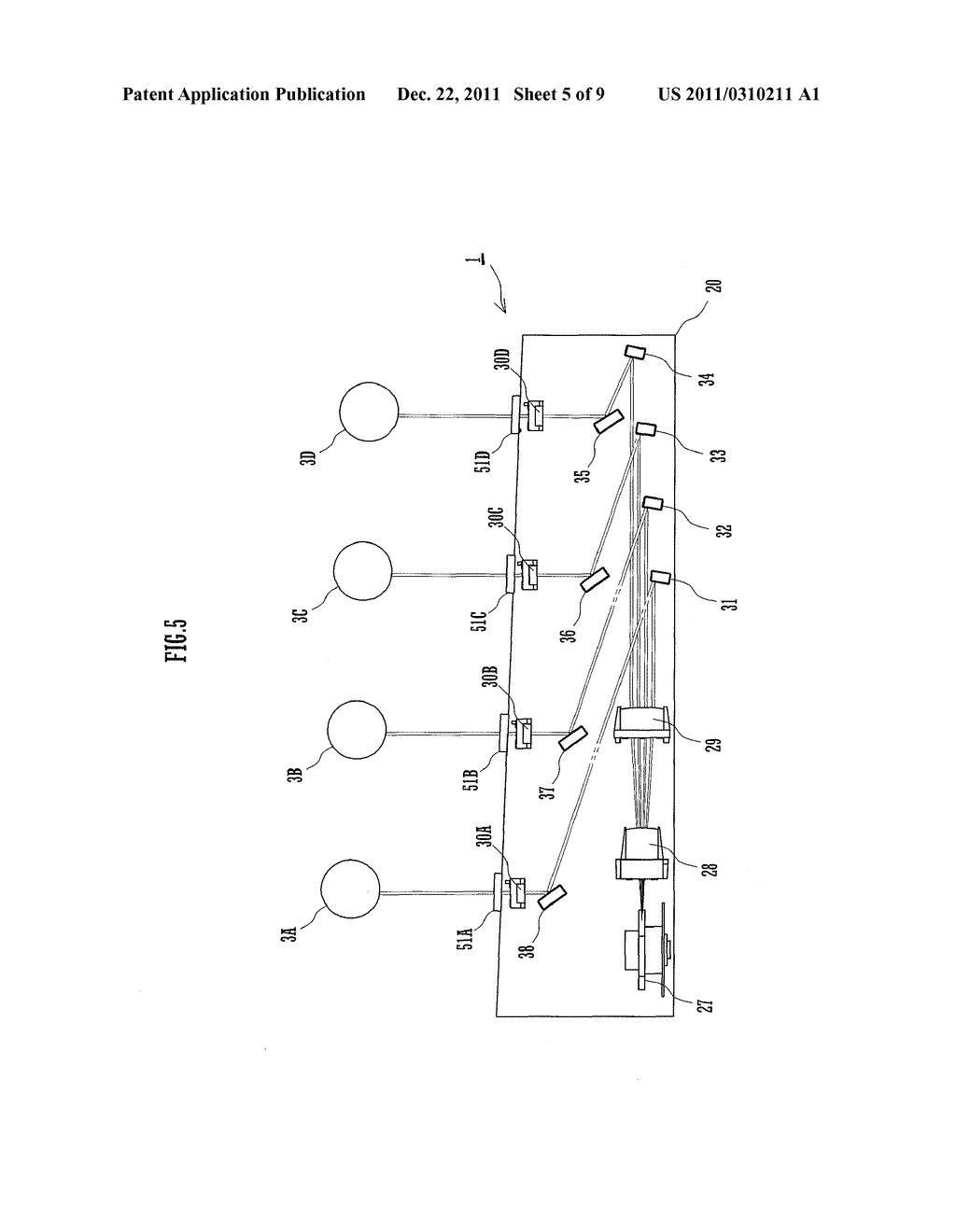OPTICAL SCANNING DEVICE AND IMAGE FORMING APPARATUS - diagram, schematic, and image 06
