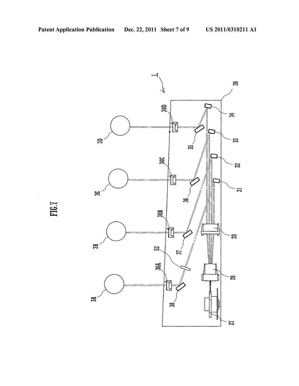 OPTICAL SCANNING DEVICE AND IMAGE FORMING APPARATUS - diagram, schematic, and image 08