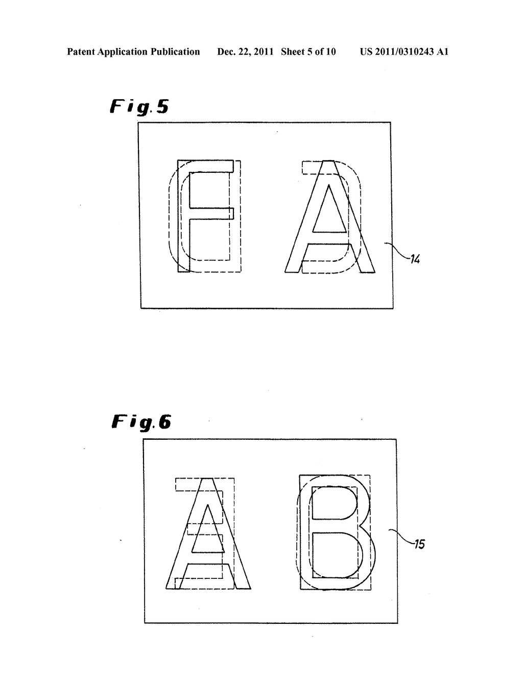 Method and Device for the Quality Assurance of at Least Partially     Translucent Hollow Bodies - diagram, schematic, and image 06