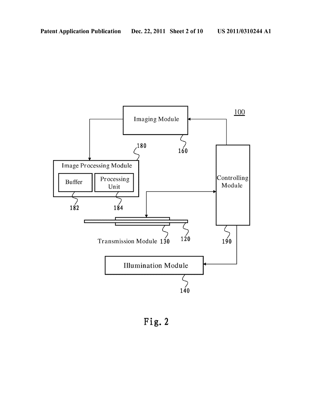 SYSTEM AND METHOD FOR DETECTING A DEFECT OF A SUBSTRATE - diagram, schematic, and image 03