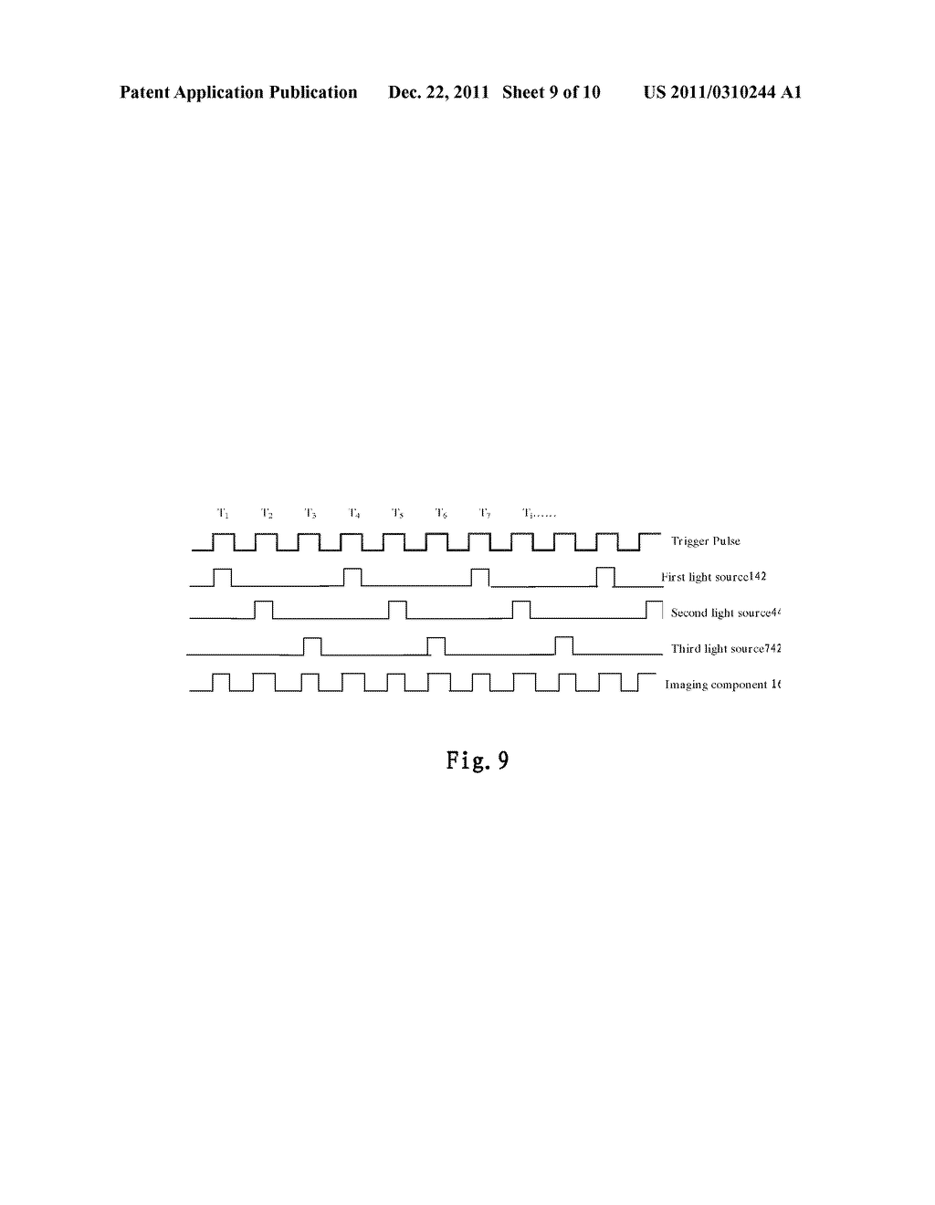 SYSTEM AND METHOD FOR DETECTING A DEFECT OF A SUBSTRATE - diagram, schematic, and image 10