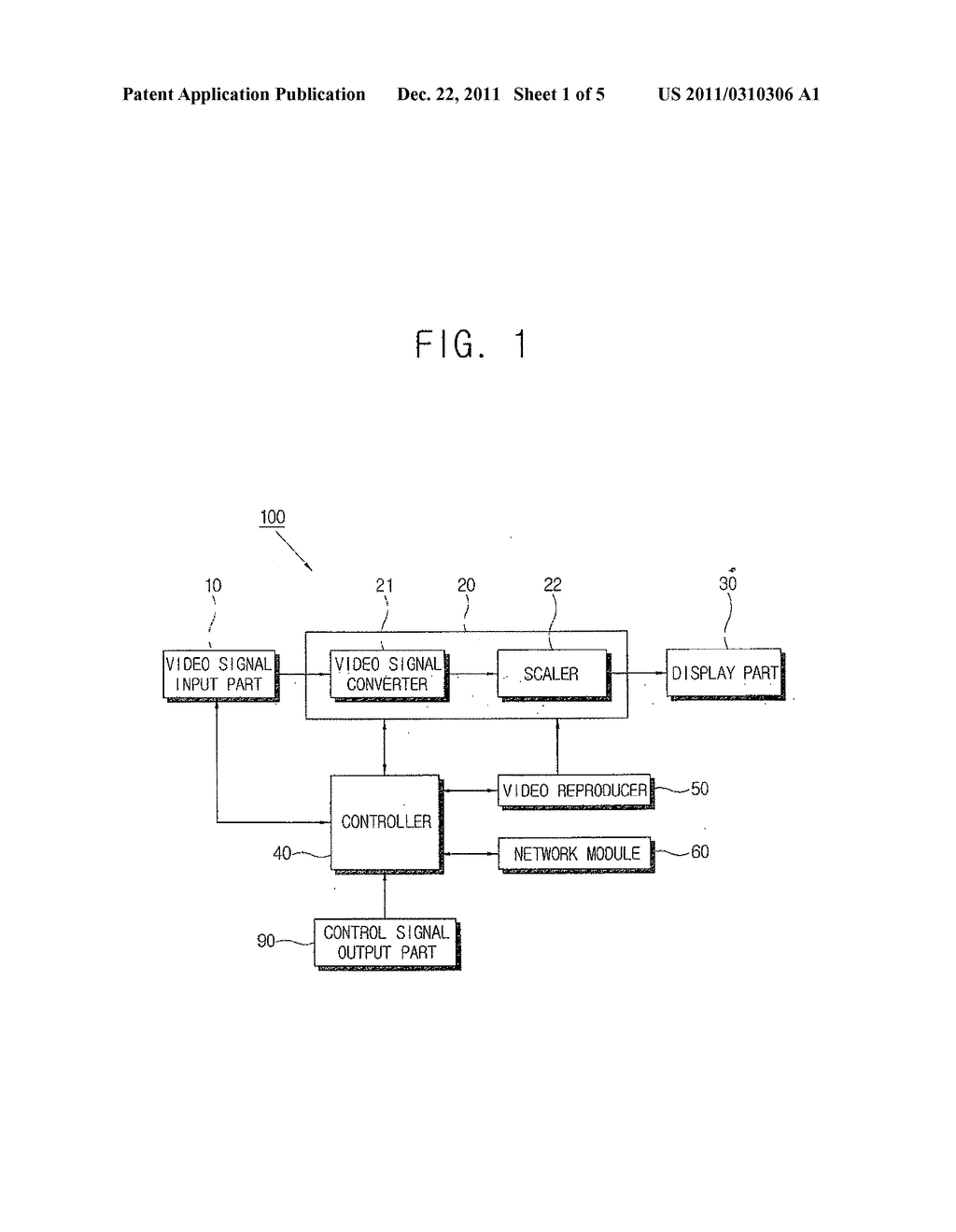 DISPLAY APPARATUS AND DISPLAY SYSTEM USING THE SAME - diagram, schematic, and image 02