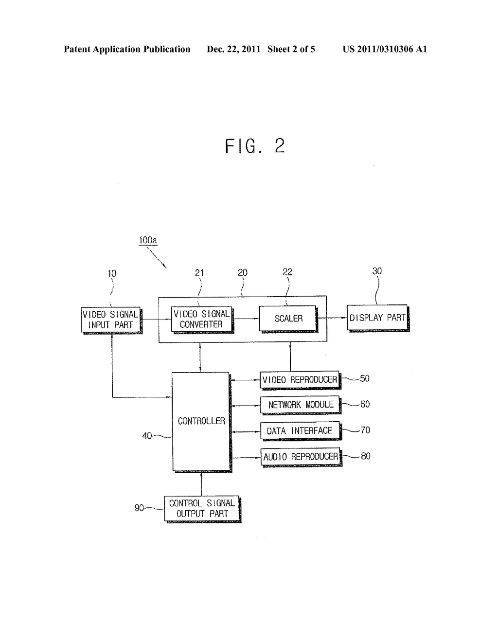 DISPLAY APPARATUS AND DISPLAY SYSTEM USING THE SAME - diagram, schematic, and image 03