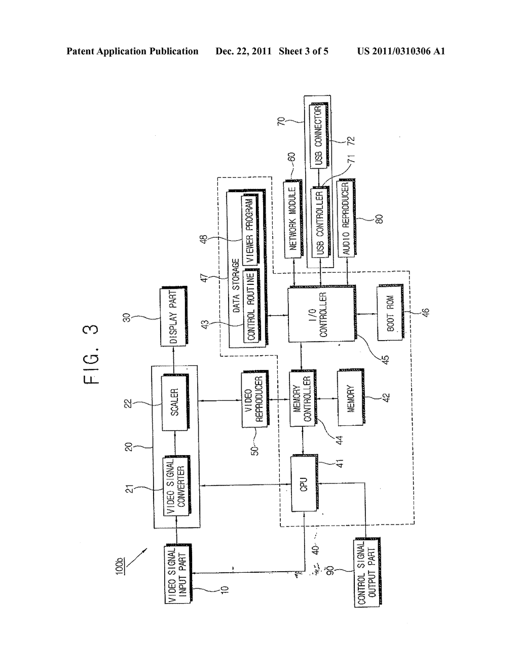 DISPLAY APPARATUS AND DISPLAY SYSTEM USING THE SAME - diagram, schematic, and image 04