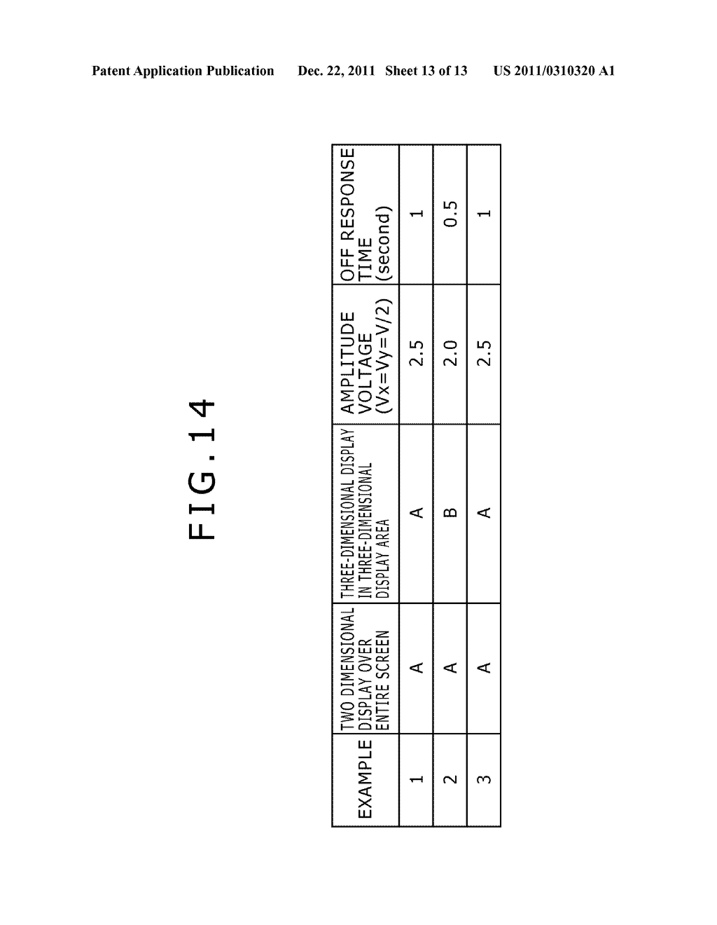 LENS ARRAY ELEMENT AND IMAGE DISPLAY DEVICE - diagram, schematic, and image 14