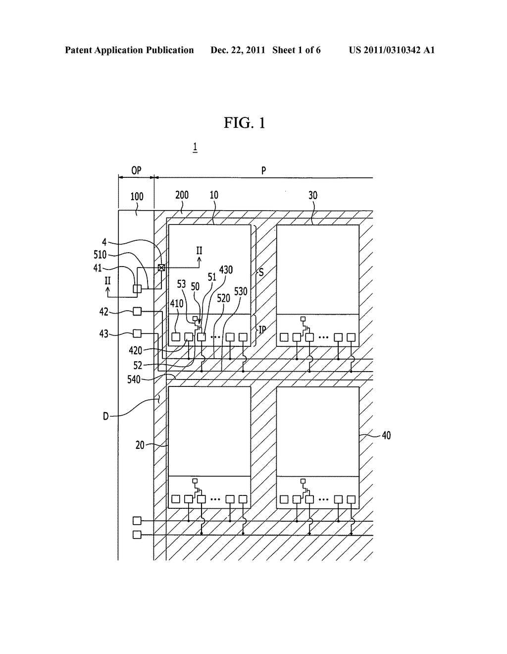Mother panel of liquid crystal display and method of manufacturing liquid     crystal display using the same - diagram, schematic, and image 02