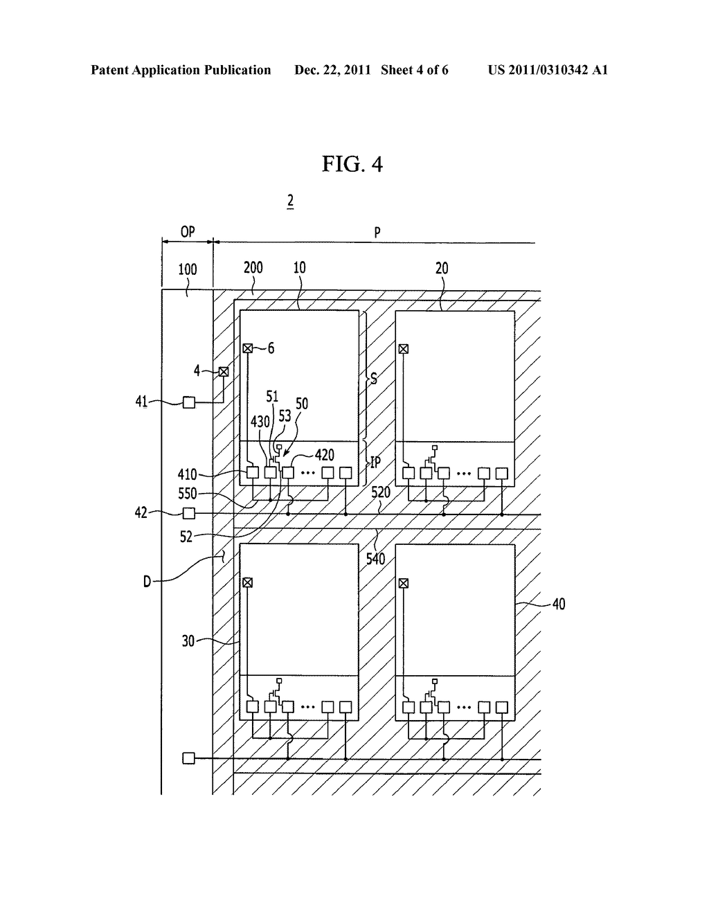 Mother panel of liquid crystal display and method of manufacturing liquid     crystal display using the same - diagram, schematic, and image 05
