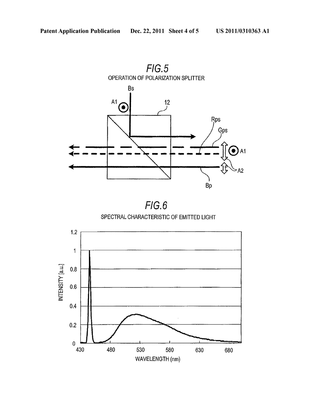 ILLUMINATION DEVICE AND IMAGE DISPLAY APPARATUS - diagram, schematic, and image 05