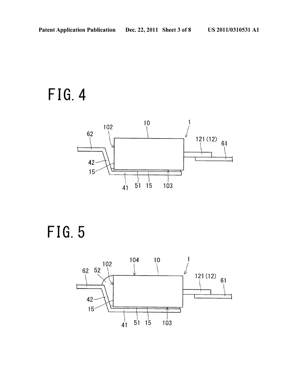 SOLID ELECTROLYTIC CAPACITOR AND METHOD OF MANUFACTURING THE SAME - diagram, schematic, and image 04