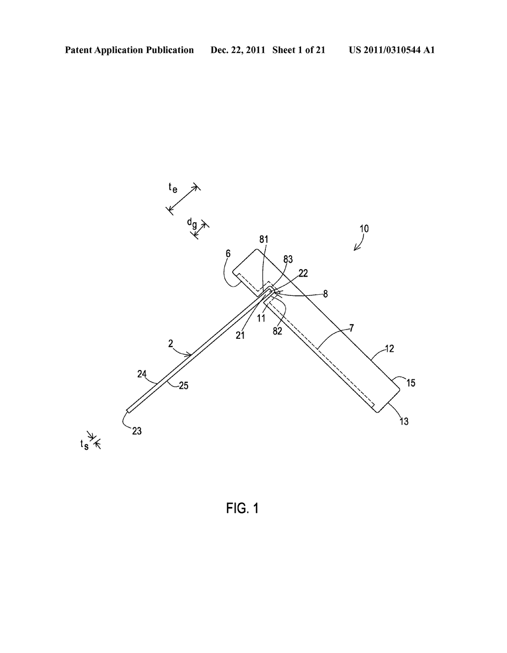 Coupling Systems for Removably Coupling a Support Beam to an Electronic     Device and Methods of Making and Using the Same - diagram, schematic, and image 02