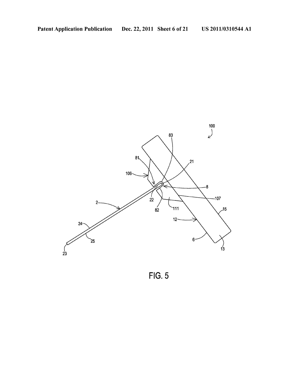Coupling Systems for Removably Coupling a Support Beam to an Electronic     Device and Methods of Making and Using the Same - diagram, schematic, and image 07