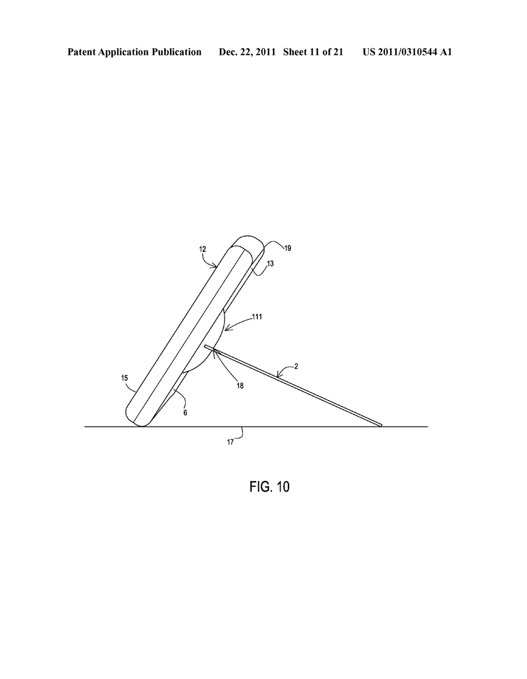 Coupling Systems for Removably Coupling a Support Beam to an Electronic     Device and Methods of Making and Using the Same - diagram, schematic, and image 12