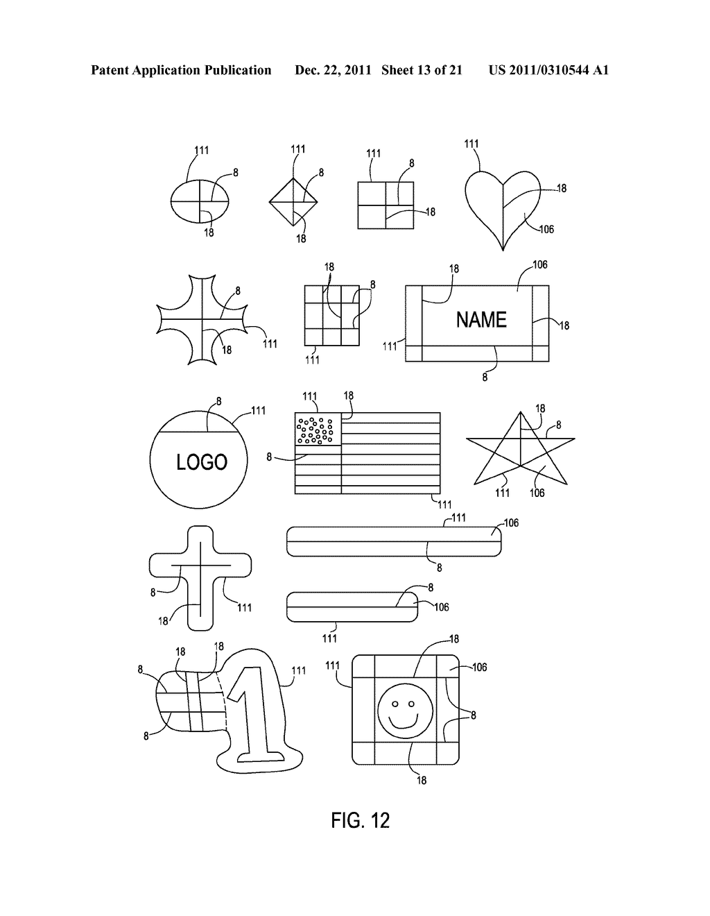 Coupling Systems for Removably Coupling a Support Beam to an Electronic     Device and Methods of Making and Using the Same - diagram, schematic, and image 14