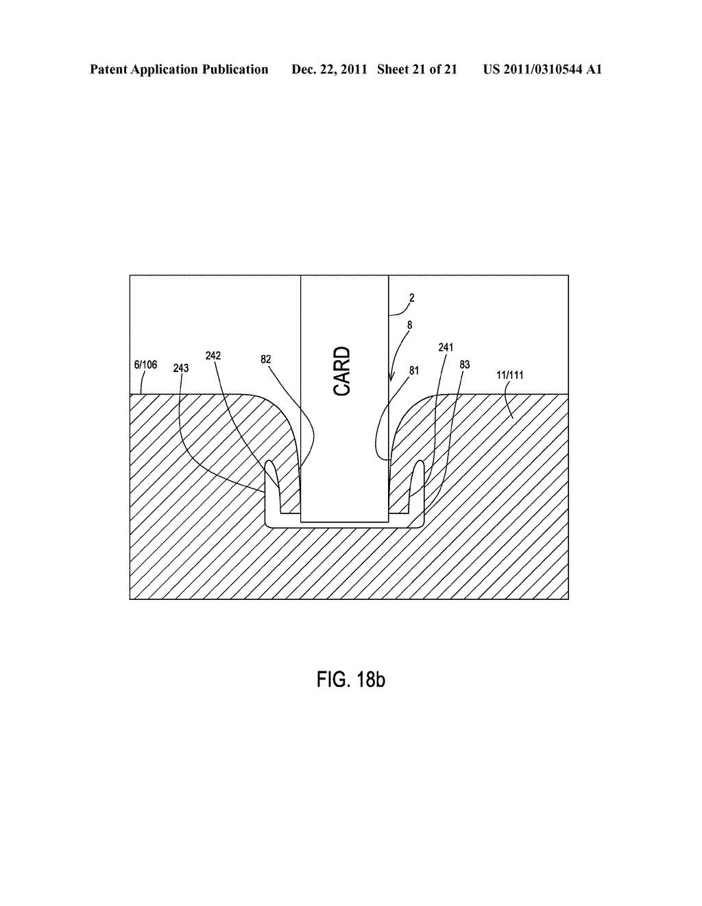 Coupling Systems for Removably Coupling a Support Beam to an Electronic     Device and Methods of Making and Using the Same - diagram, schematic, and image 22