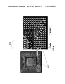 Method and System For Innovative Substrate/Package Design For A High     Performance Integrated Circuit Chipset diagram and image