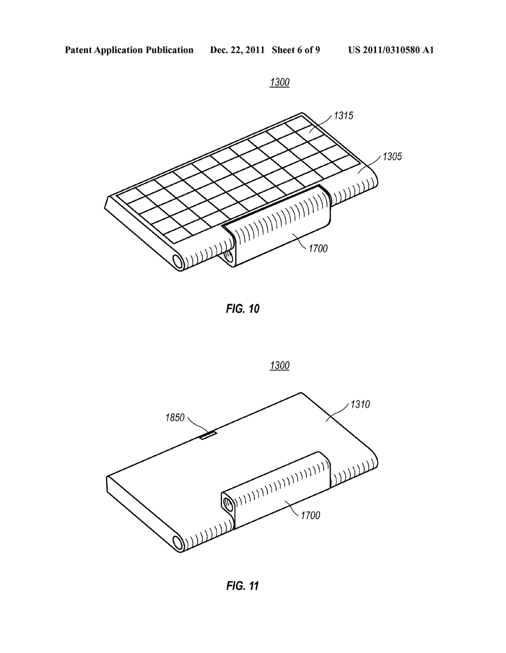 MOBILE DEVICE WITH A FLIP-AROUND KEYBOARD - diagram, schematic, and image 07