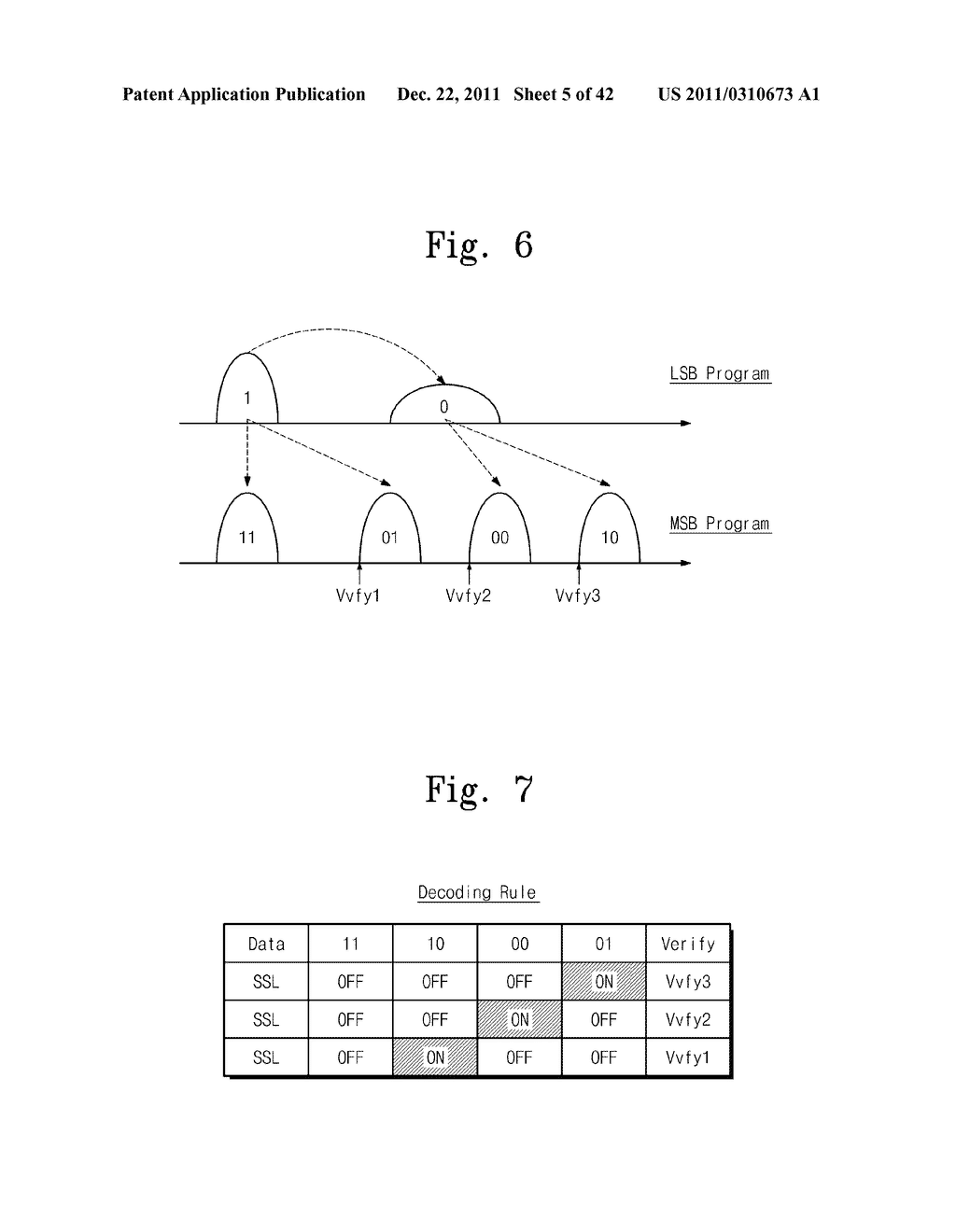 MULTI-PAGE PROGRAM METHOD, NON-VOLATILE MEMORY DEVICE USING THE SAME, AND     DATA STORAGE SYSTEM INCLUDING THE SAME - diagram, schematic, and image 06