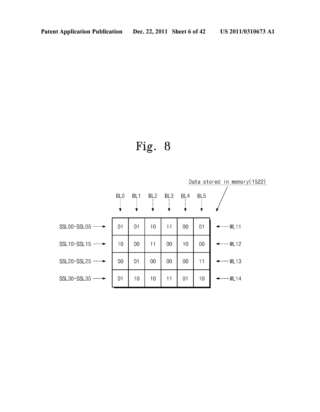 MULTI-PAGE PROGRAM METHOD, NON-VOLATILE MEMORY DEVICE USING THE SAME, AND     DATA STORAGE SYSTEM INCLUDING THE SAME - diagram, schematic, and image 07