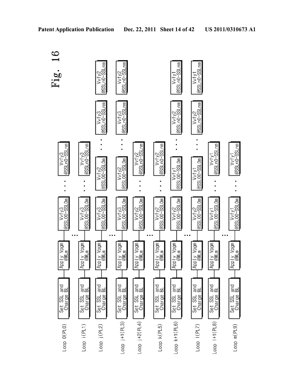 MULTI-PAGE PROGRAM METHOD, NON-VOLATILE MEMORY DEVICE USING THE SAME, AND     DATA STORAGE SYSTEM INCLUDING THE SAME - diagram, schematic, and image 15
