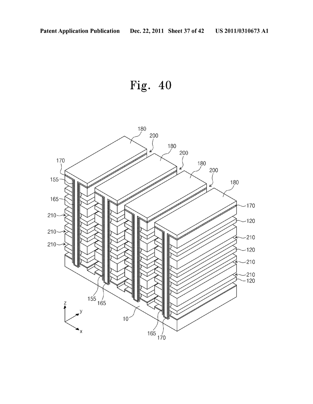 MULTI-PAGE PROGRAM METHOD, NON-VOLATILE MEMORY DEVICE USING THE SAME, AND     DATA STORAGE SYSTEM INCLUDING THE SAME - diagram, schematic, and image 38