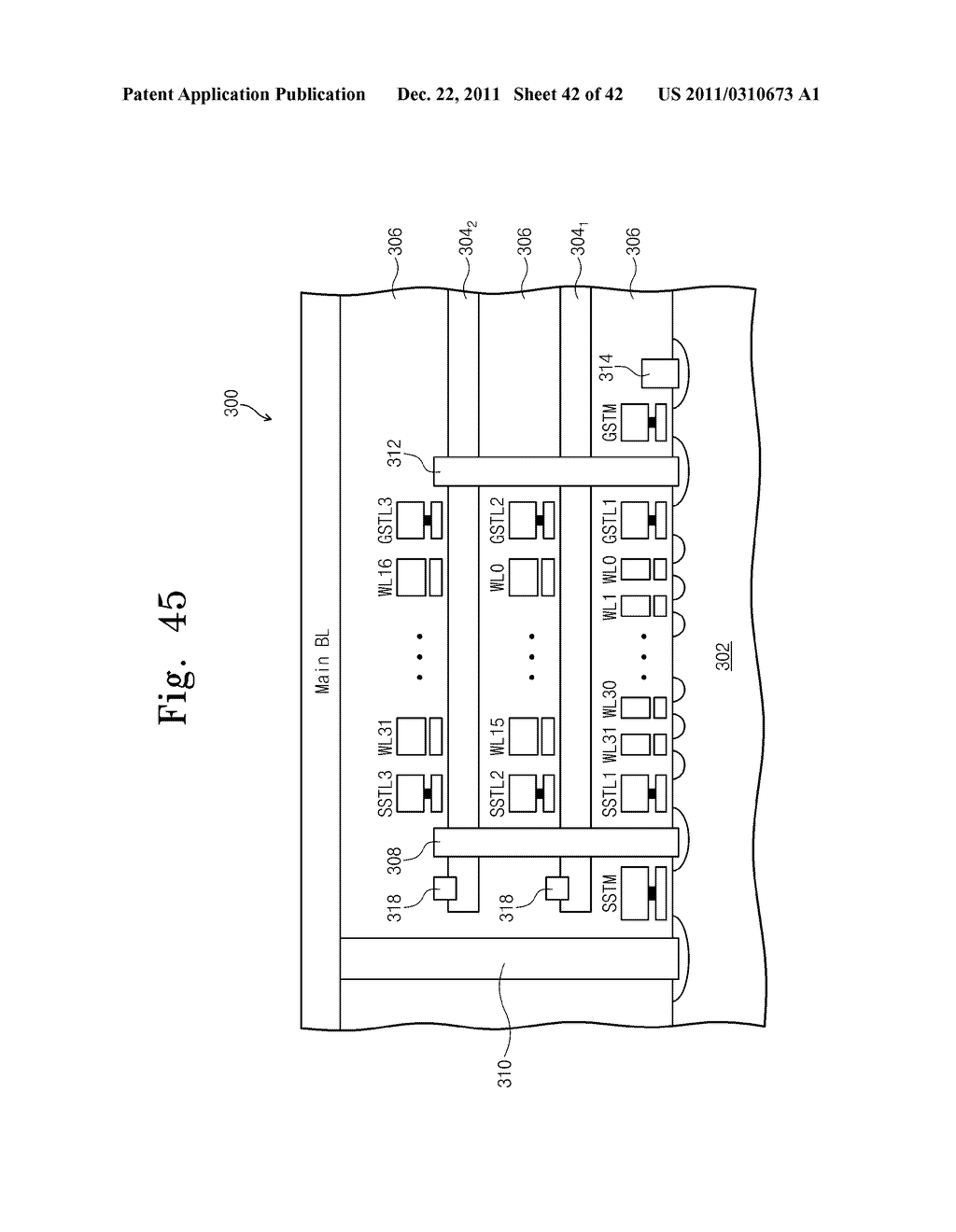 MULTI-PAGE PROGRAM METHOD, NON-VOLATILE MEMORY DEVICE USING THE SAME, AND     DATA STORAGE SYSTEM INCLUDING THE SAME - diagram, schematic, and image 43
