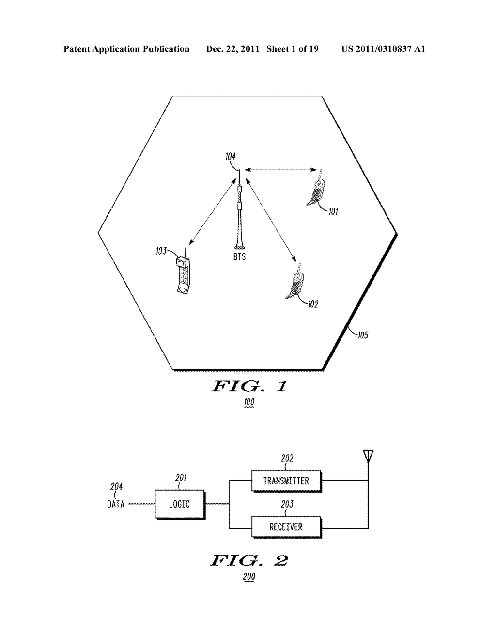 METHOD AND APPARATUS FOR REDUCING ROUND TRIP LATENCY AND OVERHEAD WITHIN A     COMMUNICATION SYSTEM - diagram, schematic, and image 02