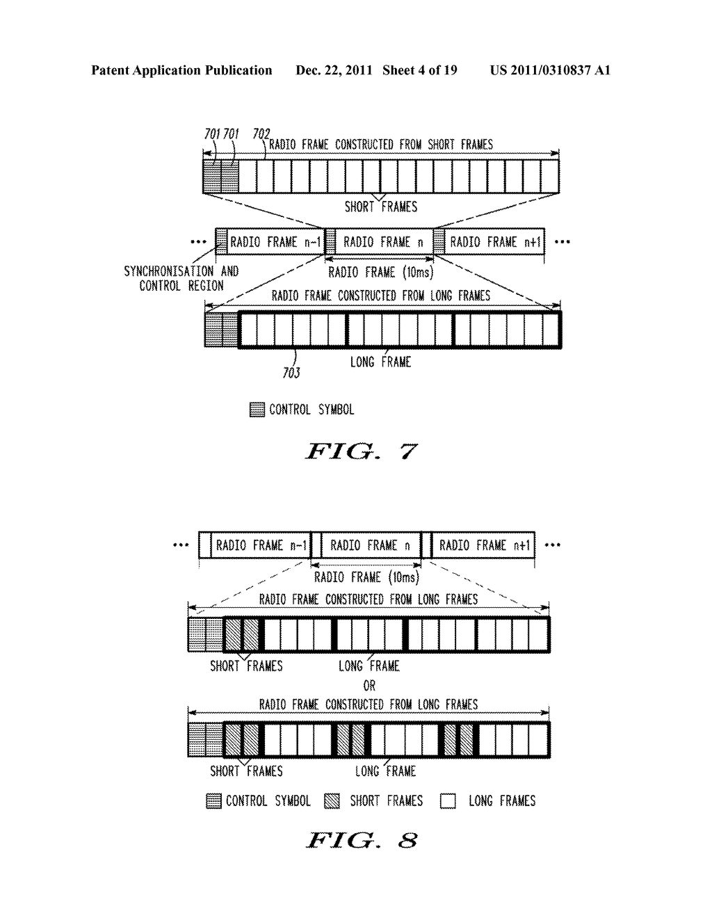 METHOD AND APPARATUS FOR REDUCING ROUND TRIP LATENCY AND OVERHEAD WITHIN A     COMMUNICATION SYSTEM - diagram, schematic, and image 05