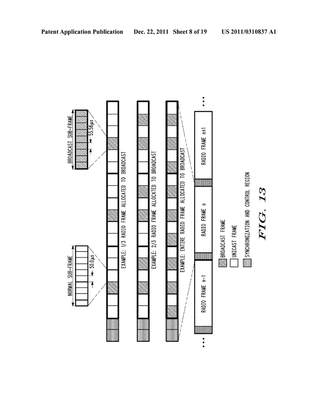 METHOD AND APPARATUS FOR REDUCING ROUND TRIP LATENCY AND OVERHEAD WITHIN A     COMMUNICATION SYSTEM - diagram, schematic, and image 09