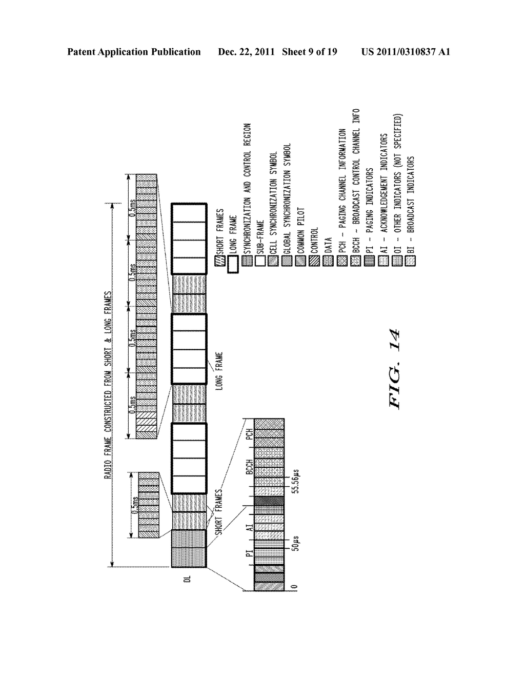 METHOD AND APPARATUS FOR REDUCING ROUND TRIP LATENCY AND OVERHEAD WITHIN A     COMMUNICATION SYSTEM - diagram, schematic, and image 10