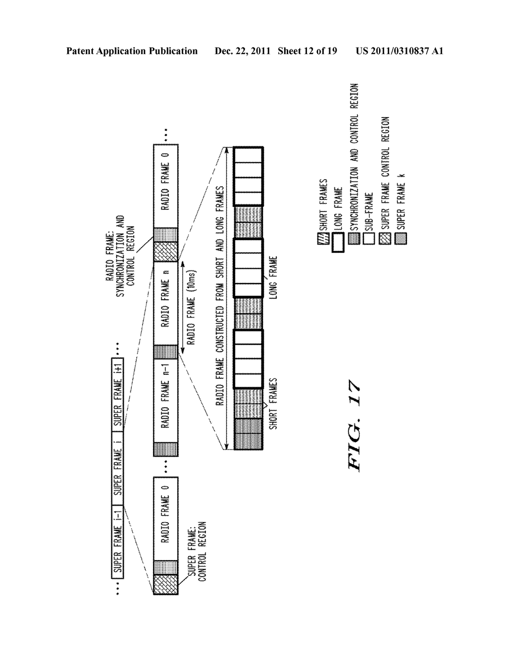 METHOD AND APPARATUS FOR REDUCING ROUND TRIP LATENCY AND OVERHEAD WITHIN A     COMMUNICATION SYSTEM - diagram, schematic, and image 13
