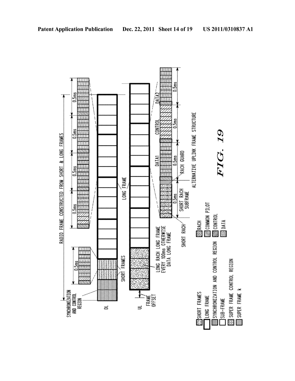 METHOD AND APPARATUS FOR REDUCING ROUND TRIP LATENCY AND OVERHEAD WITHIN A     COMMUNICATION SYSTEM - diagram, schematic, and image 15