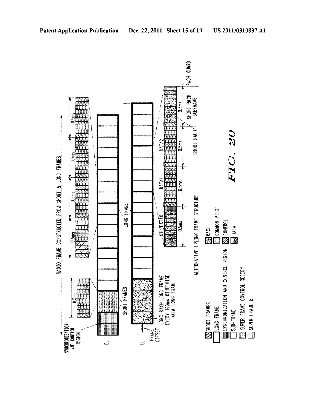 METHOD AND APPARATUS FOR REDUCING ROUND TRIP LATENCY AND OVERHEAD WITHIN A     COMMUNICATION SYSTEM - diagram, schematic, and image 16