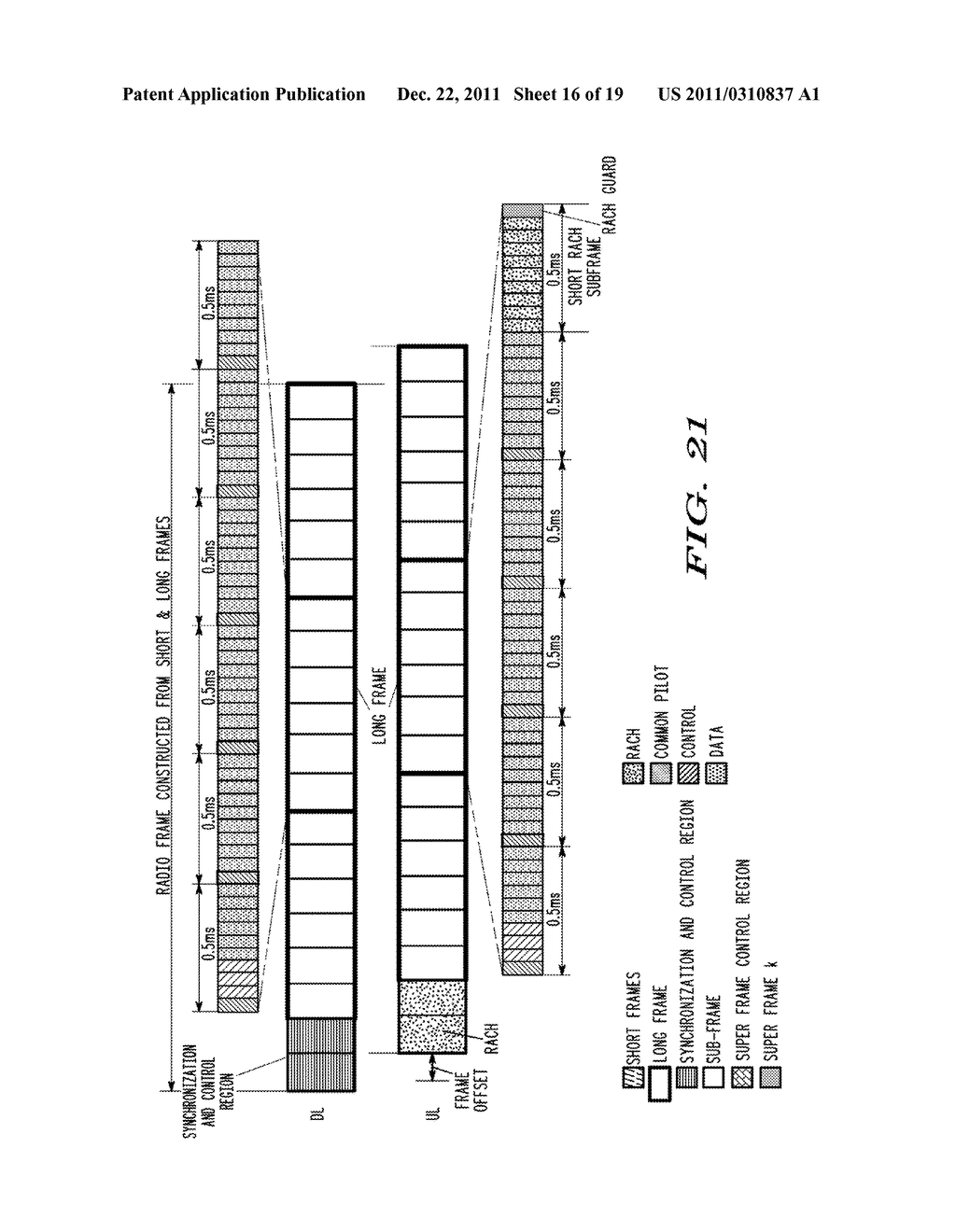 METHOD AND APPARATUS FOR REDUCING ROUND TRIP LATENCY AND OVERHEAD WITHIN A     COMMUNICATION SYSTEM - diagram, schematic, and image 17