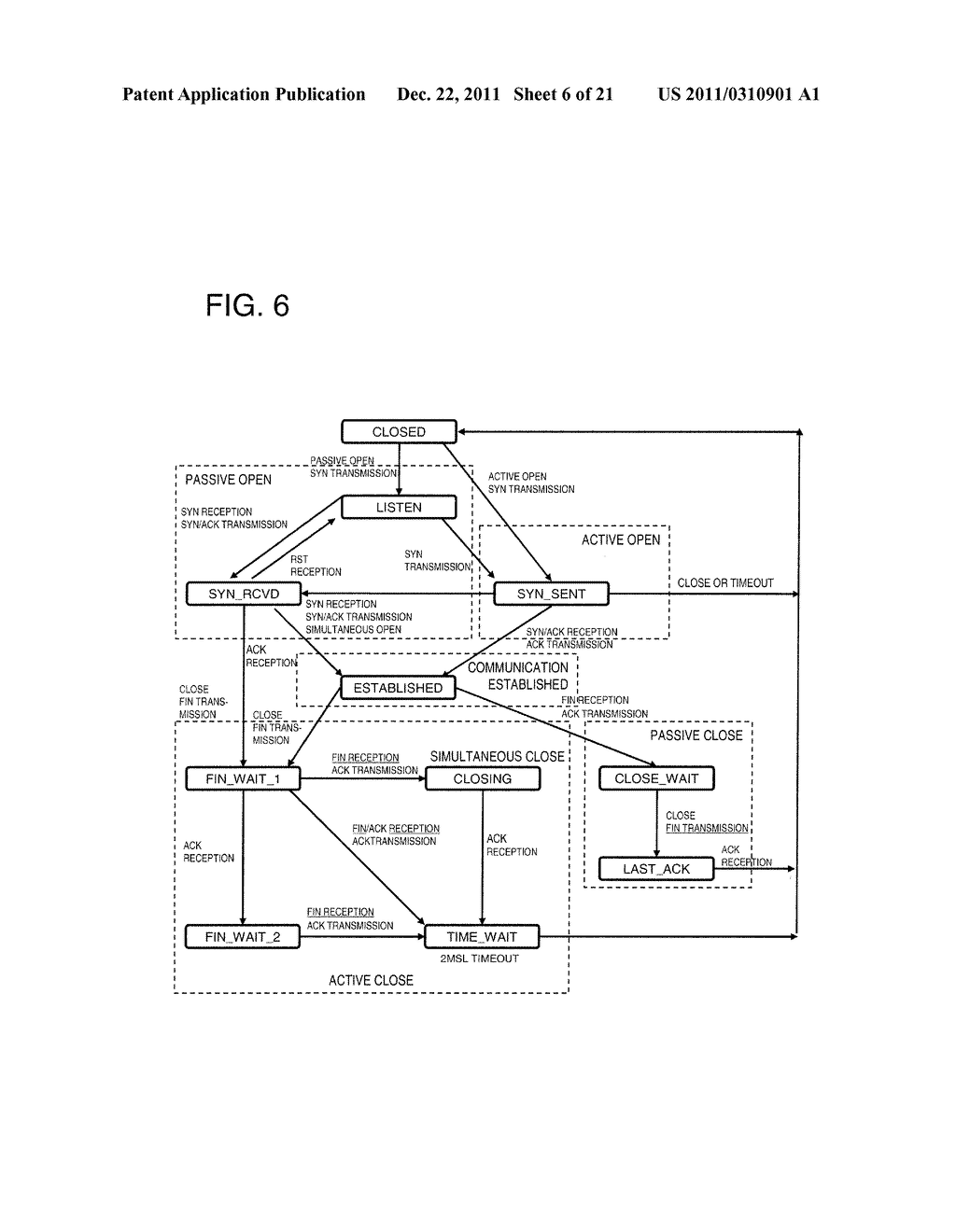 PACKET FORWARDING APPARATUS, COMMUNICATION SYSTEM, PROCESS RULE UPDATE     METHOD, AND PROGRAM - diagram, schematic, and image 07
