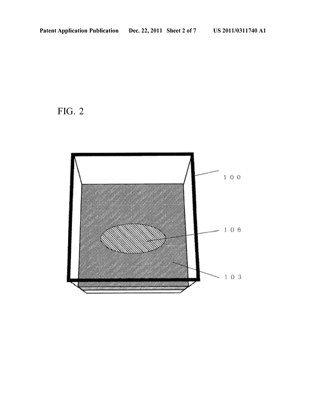 WATER STORAGE STRUCTURE AND METHOD FOR FORMING THE SAME - diagram, schematic, and image 03
