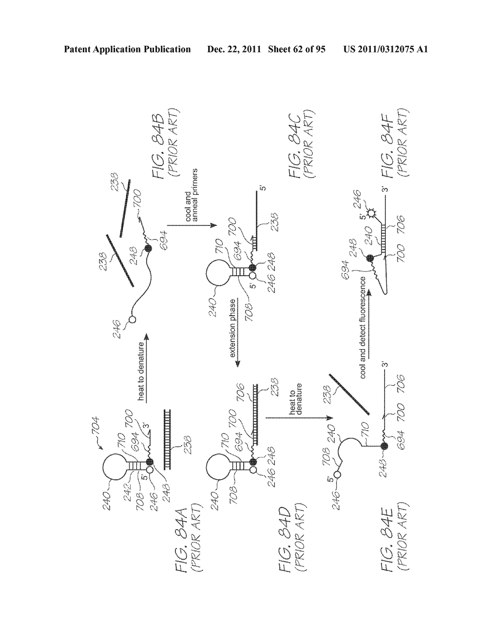 LOC DEVICE WITH PARALLEL INCUBATION AND PARALLEL DNA AND RNA AMPLIFICATION     FUNCTIONALITY - diagram, schematic, and image 63