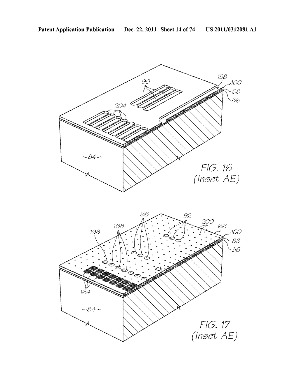 REAGENT DISPENSING APPARATUS FOR ARRAY OF MICROFLUIDIC DEVICES - diagram, schematic, and image 15